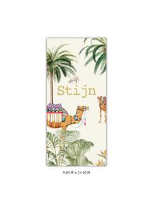 Creative Lab Amsterdam Baby  Announcement Card - Binti Home 98x210