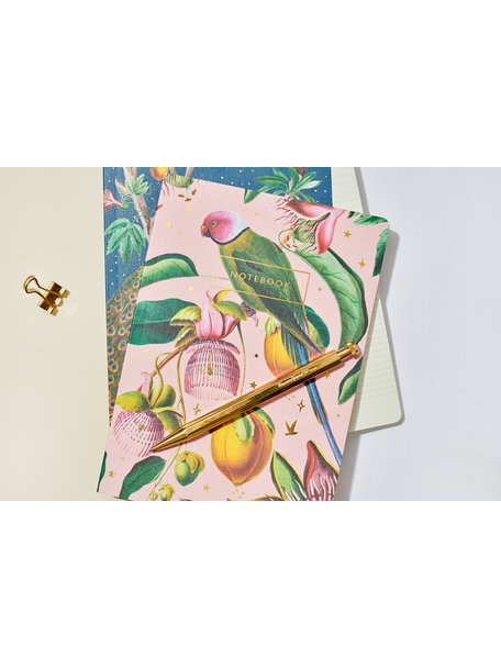 Creative Lab Amsterdam Passion Peacock/Botanical Garden -Notebook set