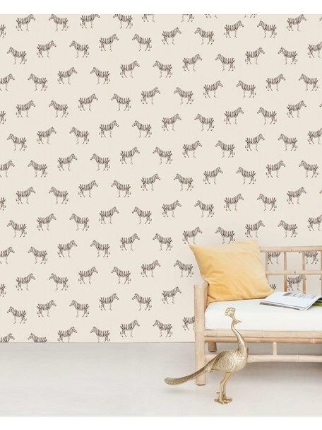 Safari Zebra Wallpaper