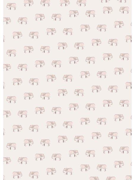 Creative Lab Amsterdam Safari Elephant Behang Mural