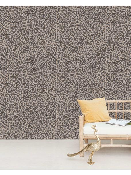 Rocky Leopard Behang
