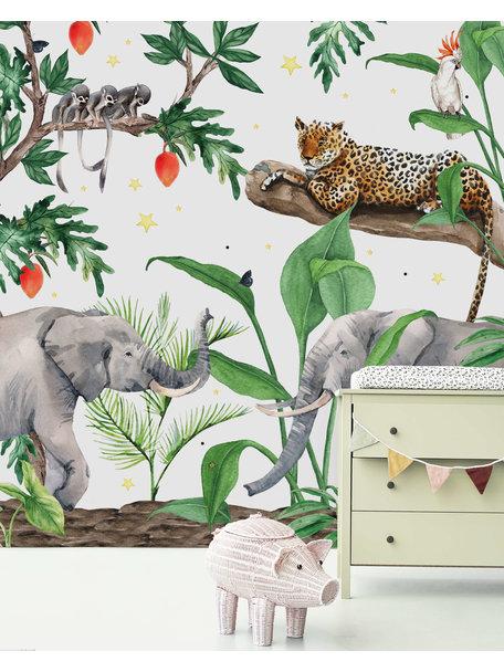 Creative Lab Amsterdam Ravi Behang Mural
