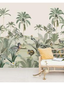 Creative Lab Amsterdam Dodo Oasis Behang Mural