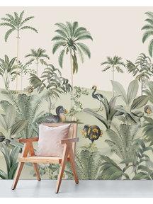 Dodo Oasis Behang