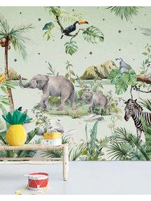 Creative Lab Amsterdam Anouk Hoogendijk Wallpaper