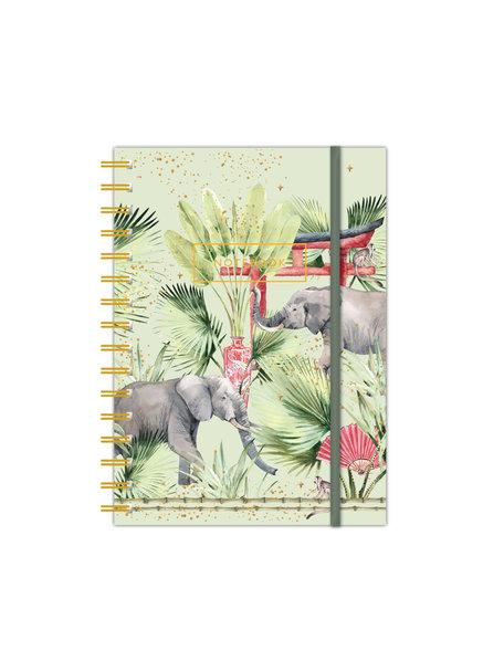 Creative Lab Amsterdam Rituals Elephant A6 Notitieboek met ringband