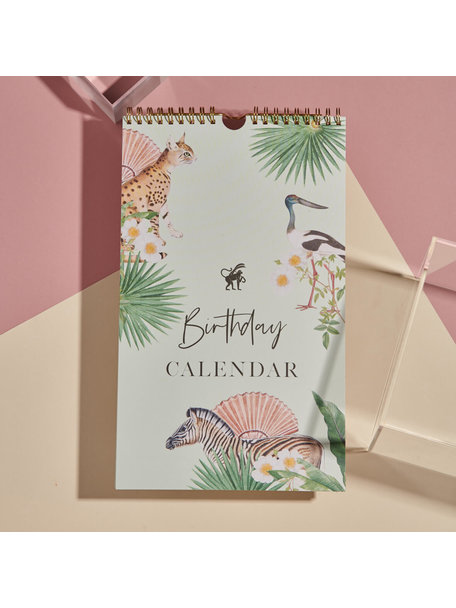 Creative Lab Amsterdam Birthday Calendar
