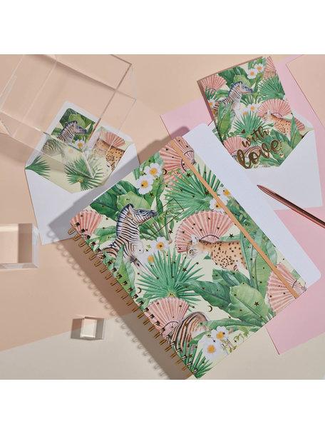 Creative Lab Amsterdam Flower garden A4 Bullet Journal