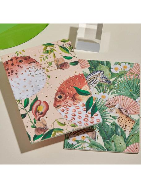 Creative Lab Amsterdam Blow Up/Flower Garden schriftset
