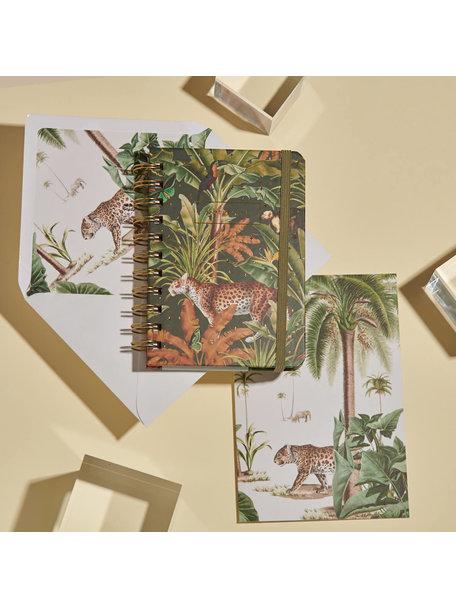 Creative Lab Amsterdam Mighty Jungle A6 Notitieboek met ringband