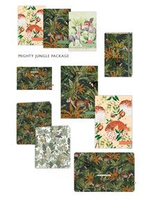 Creative Lab Amsterdam Mighty Jungle pakket