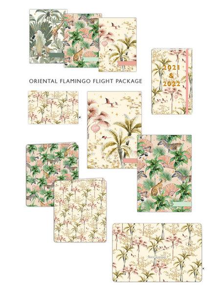 Creative Lab Amsterdam Oriental Flamingo Flight pakket