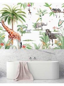 Creative Lab Amsterdam Marielle Smit - Stevie Bathroom Wallpaper