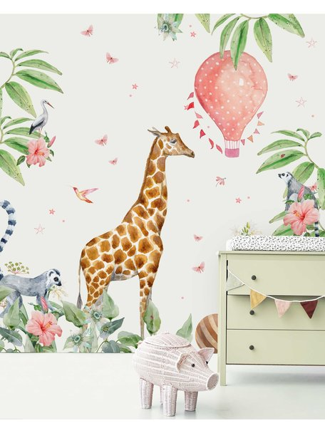 Creative Lab Amsterdam Marielle Smit - Baby Behang