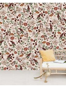 Creative Lab Amsterdam Vintage bouquet Wallpaper Mural
