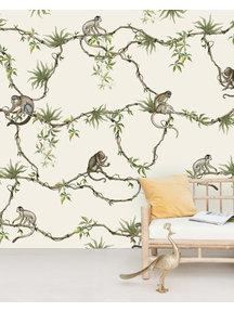Creative Lab Amsterdam Hanging garden Behang Mural