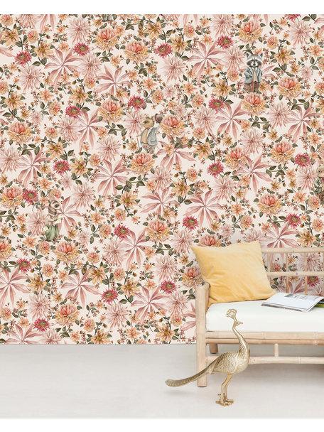 Creative Lab Amsterdam Cute Mister Flower Behang