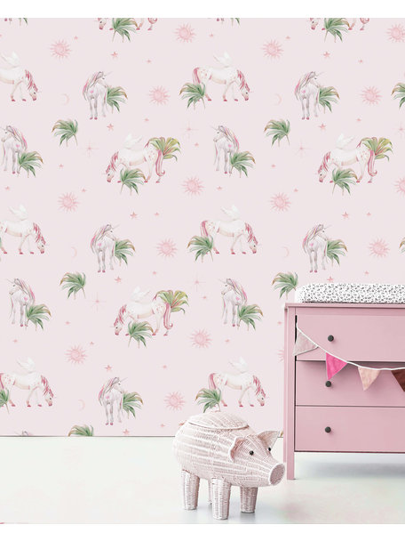 Fantasy Unicorn Wallpaper