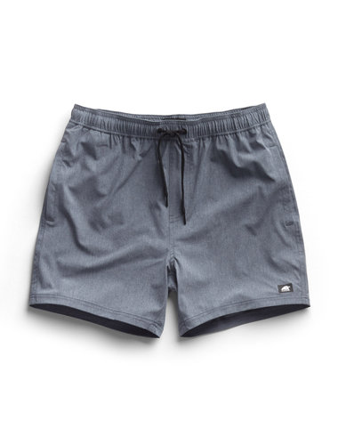 Boardshort - Melange Blue (last sizes)