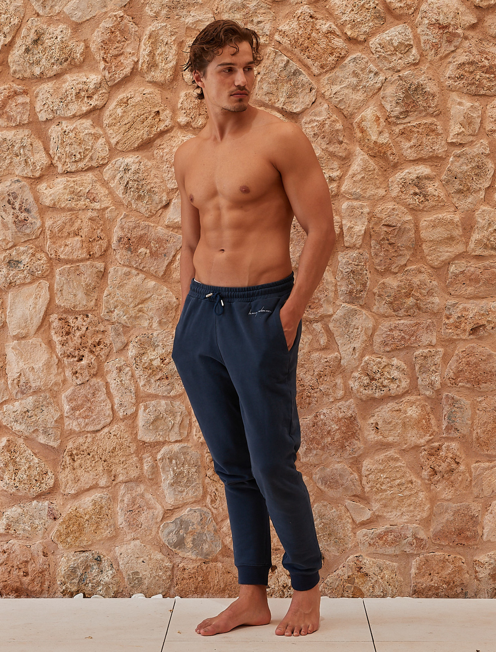 Sweatpants - Navy Blue