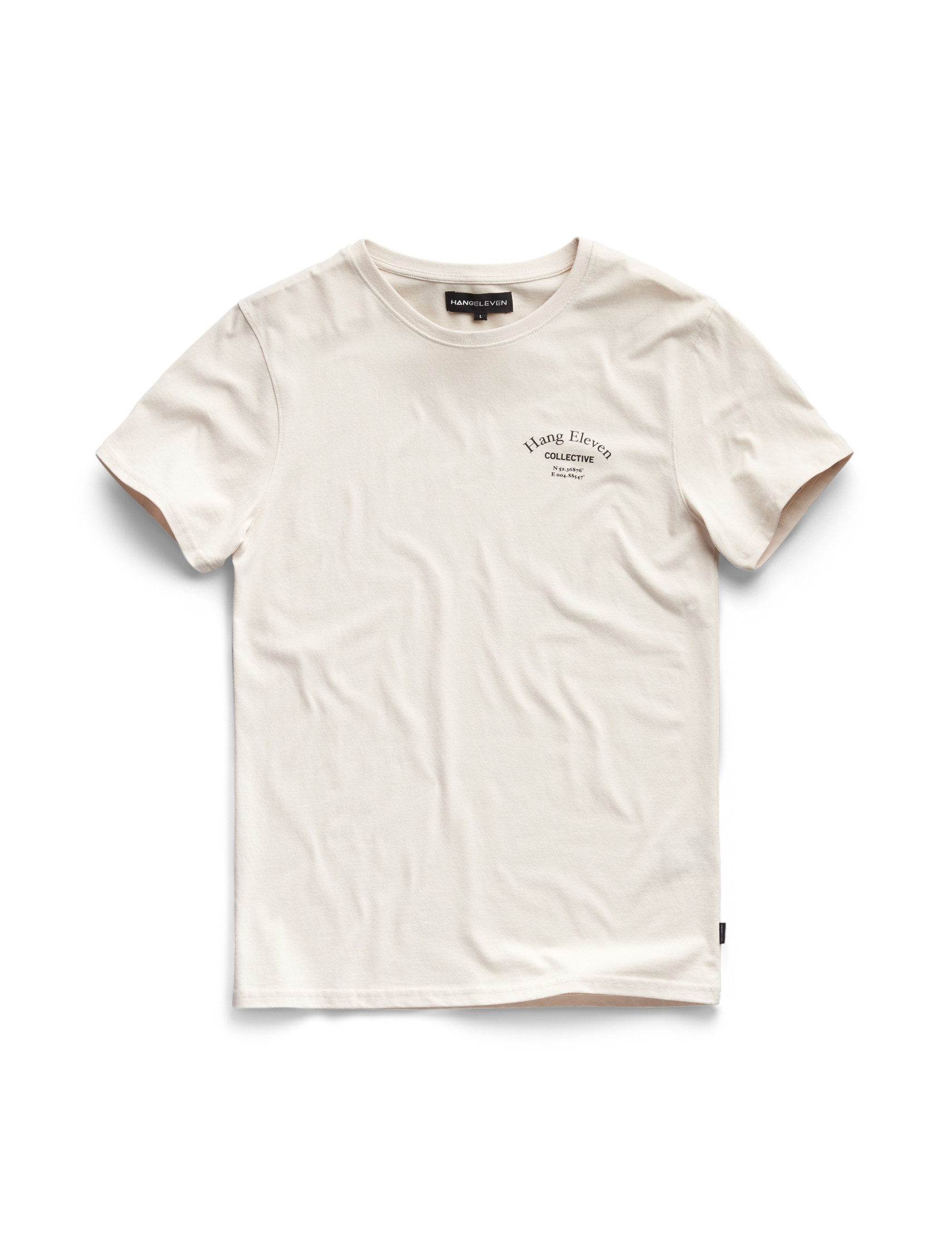 Collective Tee - Earth Sand