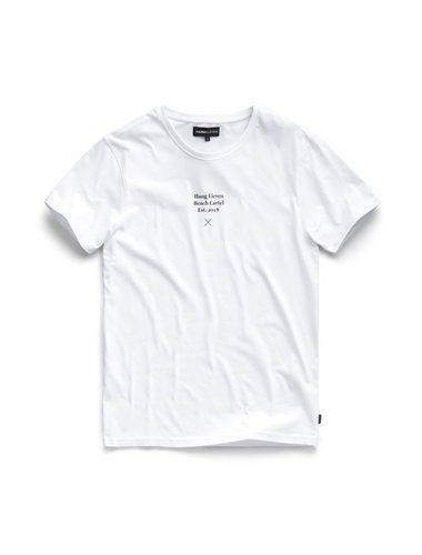Beach Cartel Tee - White