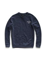 Collective Crewneck - Navy Blue