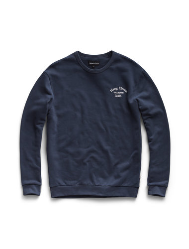 Collective Crewneck - Navy Blue