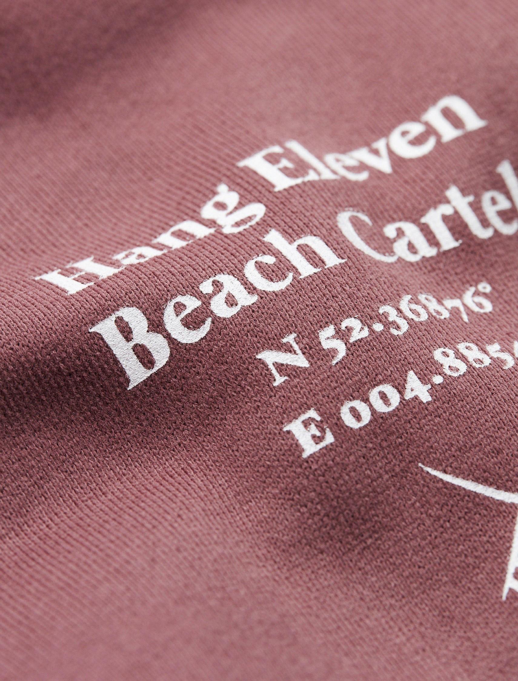 Beach Cartel Hoodie - Mars Red