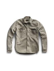 Hang Eleven Utility Jacket - Military Green