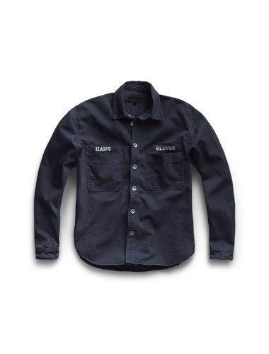 Hang Eleven Utility Jacket - Navy