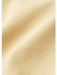 Raw Edge Tee - Yellow (last sizes)