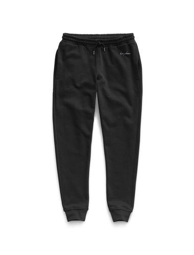 Sweatpants - Midnight Black