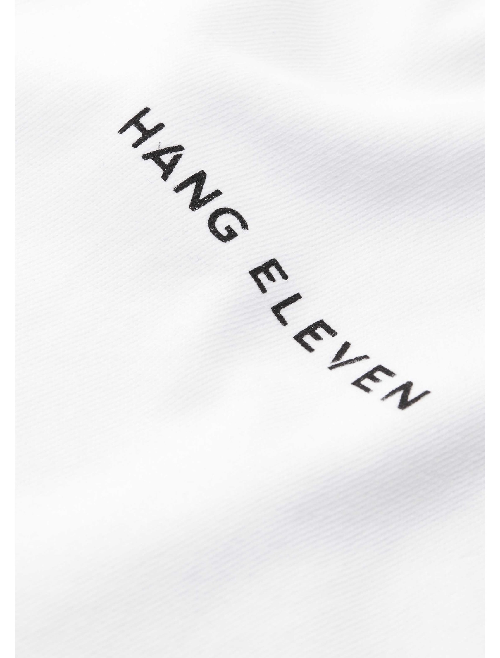 Hang Eleven Tee - White (pre-order)