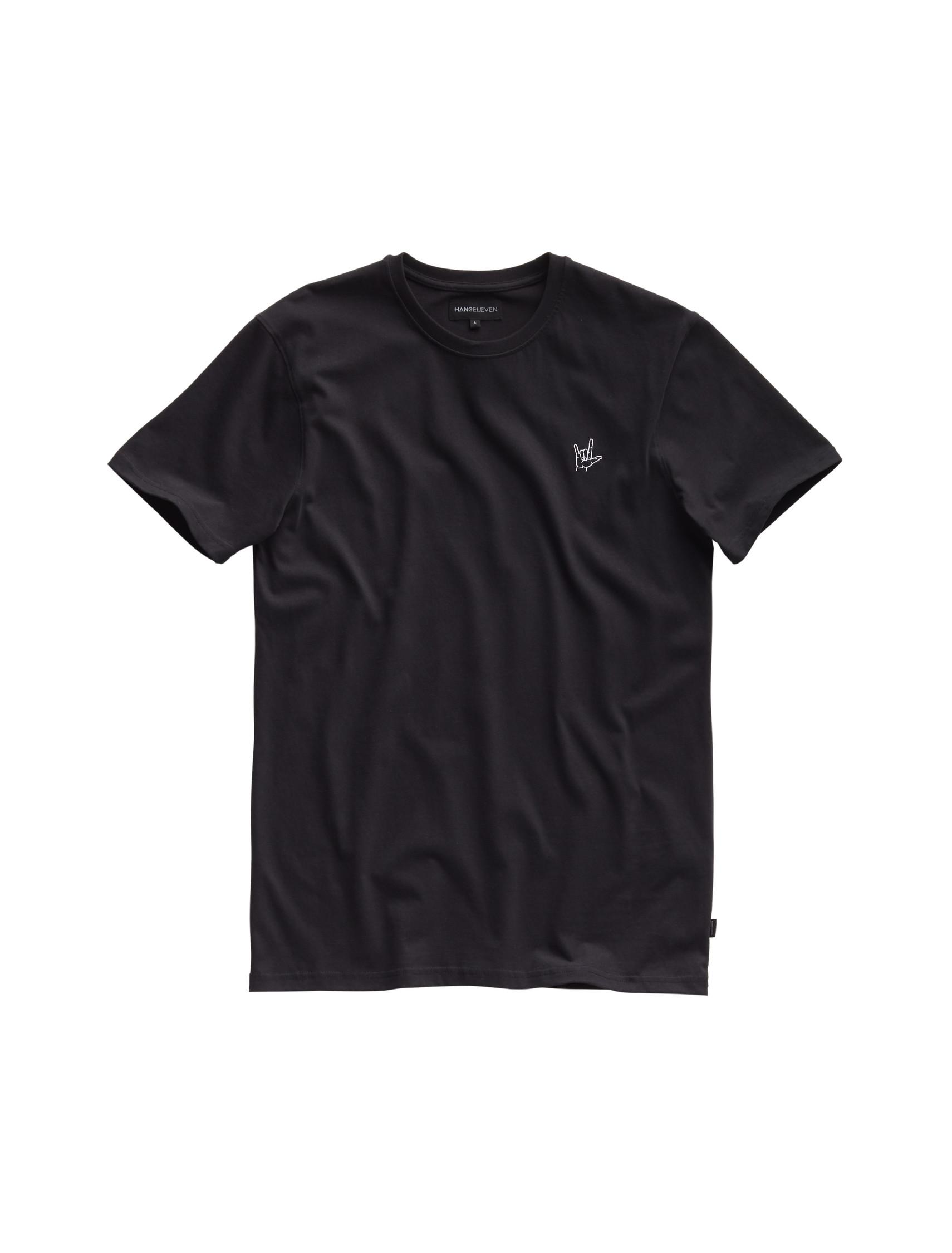 Love Sign Tee - Black (last sizes)