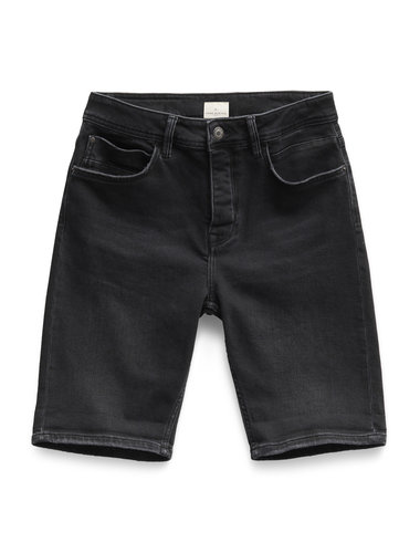 Denim Short - Bluestone Dark