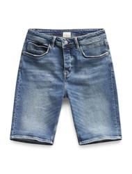 Denim Short - Blue Used Middle