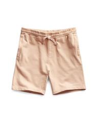 Lifestyle Sweat Short - Peach