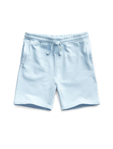 Lifestyle Sweat Short - Light Blue