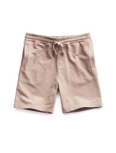 Lifestyle Sweat Short - Clay