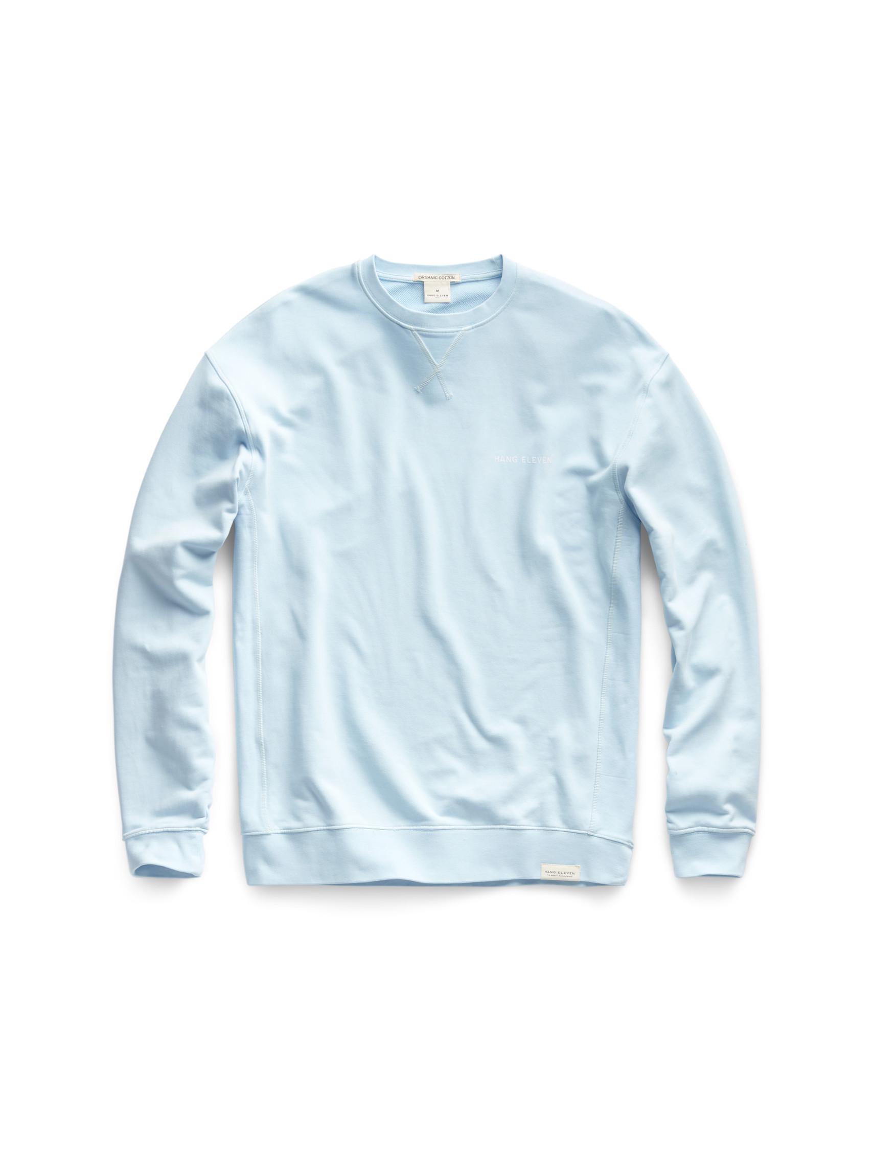Lifestyle Crewneck - Light Blue