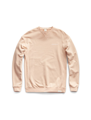 Lifestyle Crewneck - Peach