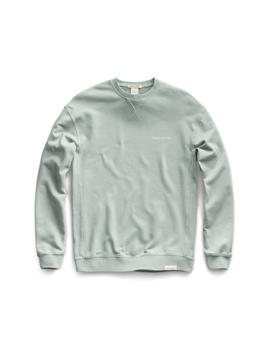 Hometown Crewneck - Leaf Green