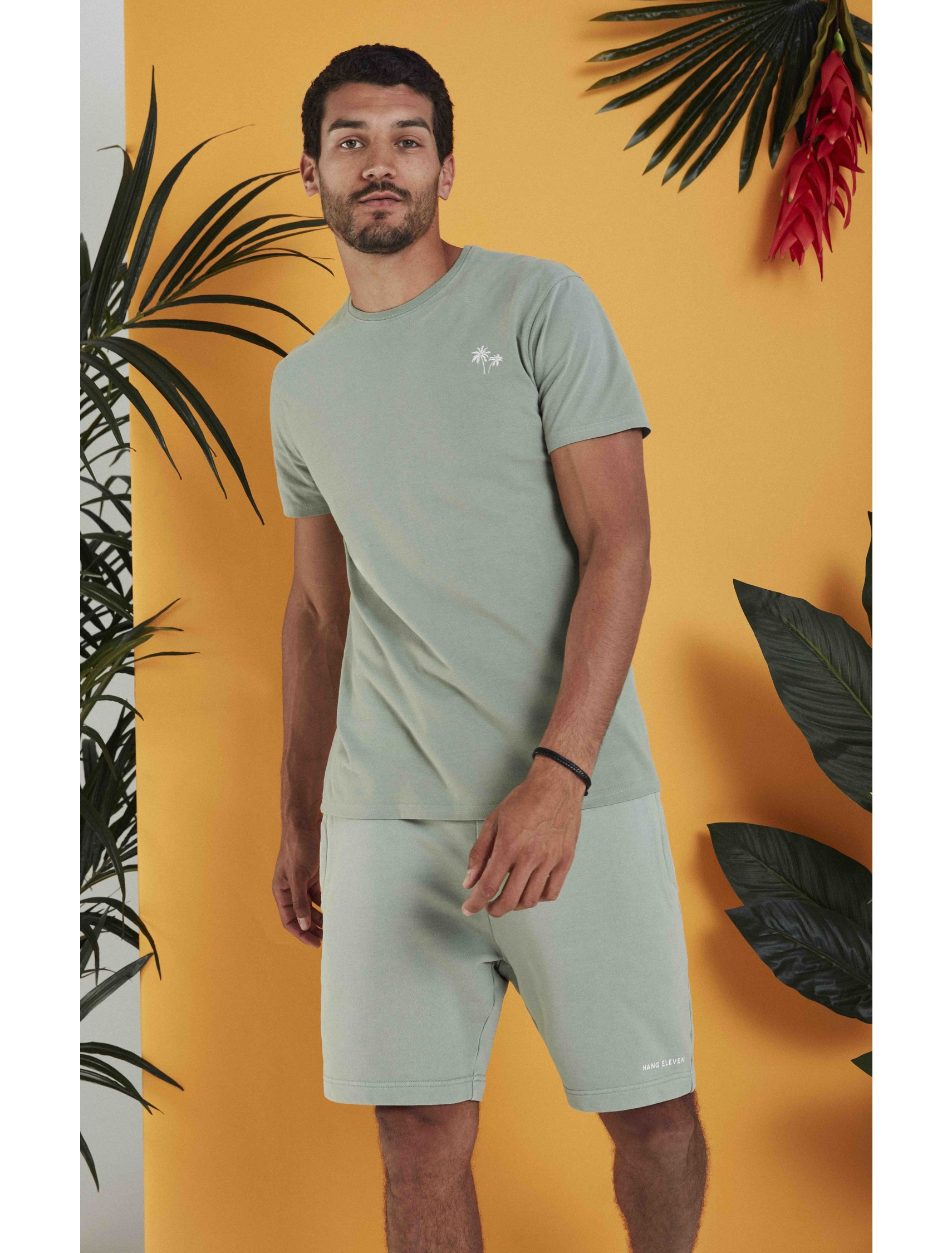 Lifestyle Sweat Short - Leaf Green