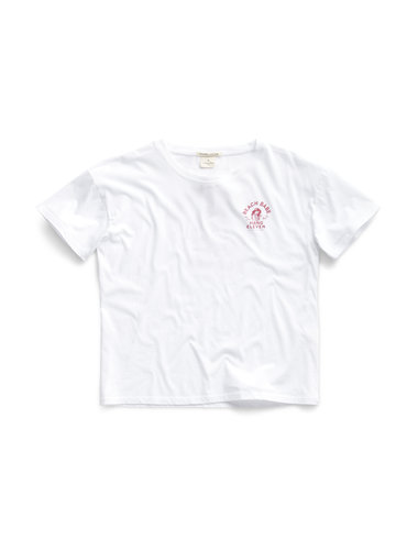 Beach Babe Tee - White