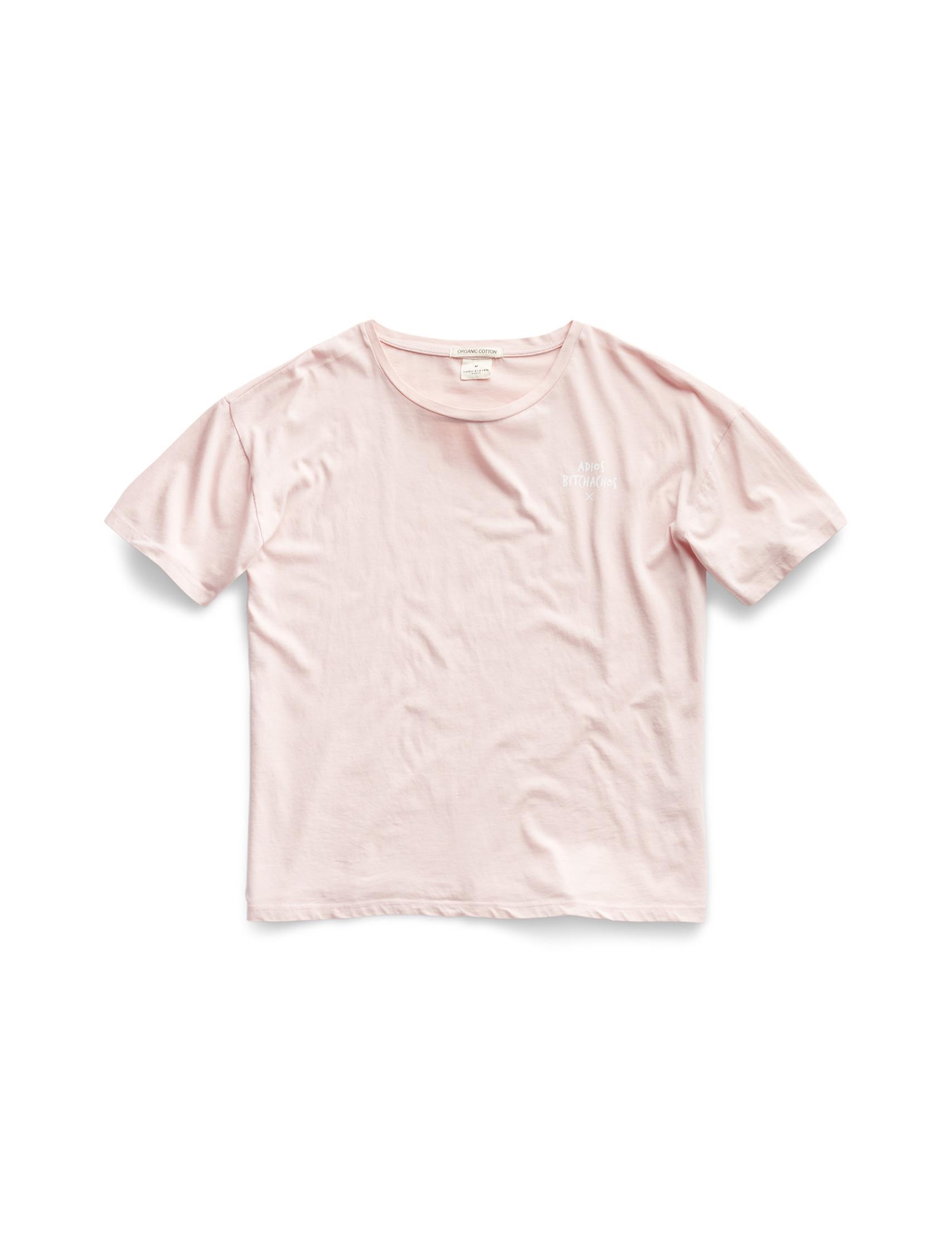 Adios Tee - Pink