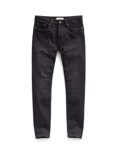 Beach Tapered Jeans - Black