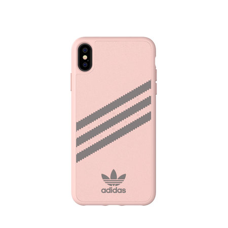 Adidas GAZELLE COVER IPHONE XS MAX PK/GRY