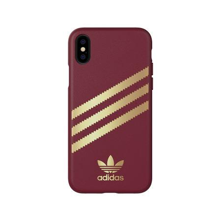 Adidas GAZELLE COVER IPHONE X/XS BUR/GOLD