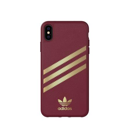 Adidas GAZELLE COVER IPHONE XS MAX BUR/GLD